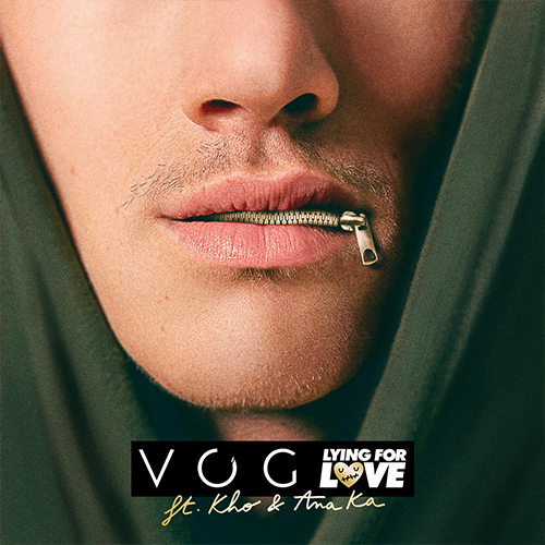 Pochette Lying for love - VOG